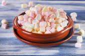 Colorful small marshmallows — Stock Photo
