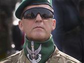 Major General Valery Subbotin — Stock fotografie