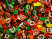 Roshen candy — Stock Photo