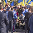 Постер, плакат: Kiev parade to mark Independence day