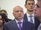 Oleksandr Turchynov — Stock Photo