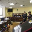 Постер, плакат: Judicial board on the case of Dmitry Sadovnik