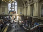 Central Railway Terminal — Stock Photo
