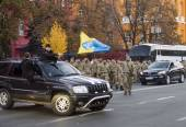 "Volunteer Regiment ""Azov"" — Stock Photo"