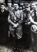 Adolf Hitler  in Braunschweig — Stock Photo