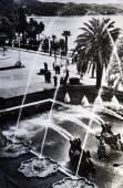 Fountain  at the Drama Theatre — Foto de Stock