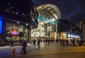 Shopping mall in Ukraine — Stockfoto