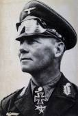Erwin Rommel — Stock Photo