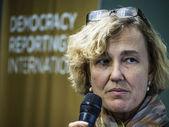 Ambasador Niemiec Anka Feldhusen — Zdjęcie stockowe