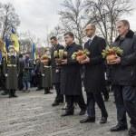������, ������: Petro Poroshenko Vitaly Klitschko and Arseniy Yatsenyuk