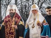 Patriarch of All Ukraine Filaret — Stock Photo