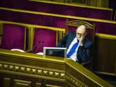 The prime Yatsenyuk — Stockfoto