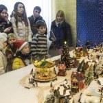 Klavdievskaya Factory of Christmas Ornaments — Stock Photo #60718293
