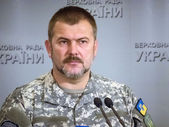 Ukrainian deputy Yuri Bereza — Stock Photo