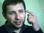 Deputy Vladimir Parasyuk — Stock Photo