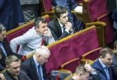 Deputy Alexei Poroshenko — Stock Photo