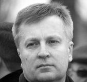 Chairman of Security Service Valentyn Nalyvaychenko — Stock Photo