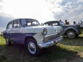 Oldcarfest Kiev, Ukraine — Stock Photo