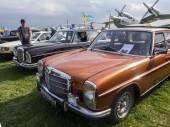 Oldcarfest Kiev, Ukraine — Stock Photo