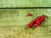 Свежие спелые ягоды — Стоковое фото