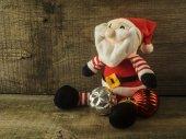 Brinquedo de Papai Noel — Fotografia Stock