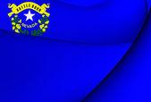 Bandera de nevada, estados unidos. — Foto de Stock