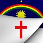 Flag of Pernambuco, Brazil. — Stock Photo #52797293