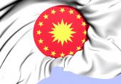 President of Turkey Emblem — Stock Photo