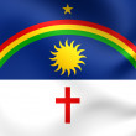 Flag of Pernambuco, Brazil. — Stock Photo #55021169
