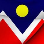 Flag of Denver, USA. — Stock Photo #55021225