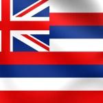 Flag of Hawaii, USA. — Stock Photo #56207197