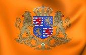 Storhertigen av Luxemburg flagga — Stockfoto
