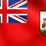 Flag of Bermuda — Stock Photo #64330301