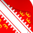 Flag of Alsace, France. — Stock Photo #70176647