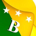 Flag of Bocas del Toro, Panama. — Stock Photo #71003895