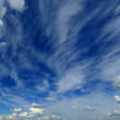Panorama of beautiful sky with clouds — Stock Photo #54756139