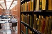 Humboldt University Library in Berlin, Germany — Stock Photo