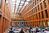 Humboldt University Library in Berlin, Germany — Stock Photo