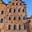Old buildings in Lubeck, Germany — Stock Photo #56469837