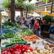 Mercado dos Lavradores market in Funchal, Portugal — Stock Photo #57393155