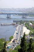 Golden Horn inlet in Istanbul, Turkey — Stock Photo
