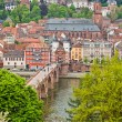 Heidelberg old town, Germany — Stock Photo #68238597