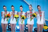Championnat du monde de gymnastique rythmique — Photo