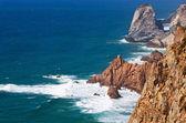 Avrupa, cabo da roca, portekiz en batı noktası — Stok fotoğraf