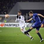 Football game FC Dynamo Kyiv vs FC Everton — Stock Photo #71043479