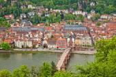 Heidelberg kent, Almanya — Stok fotoğraf
