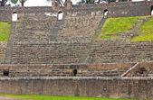 Amphitheatre in ancient Roman city of Pompei, Italy — Stock Photo