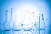 Laboratory glass — Stock Photo