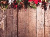 Vánoční hranice designu — Stock fotografie