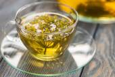 Dill tea — Stock Photo